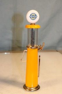 REPLICA VISIBLE GAS PUMP ROYS MFG Super CHEVROLET Motor GASOLINE OIl