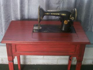 1928 singer sewing machine in Sewing Machines