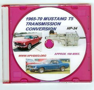 Newly listed 1965 1966 1967 70 Ford Mustang T5 Five Speed Transmission