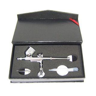 3mm Veda AirBrush Air Brush Spray Gun Craft Kit Nail Art Set 130A
