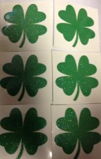 SHAMROCK VAJAZZLE TATTOOS LAST 3 TO 4 DY(WATERRPROOF)2  MULTI PACK