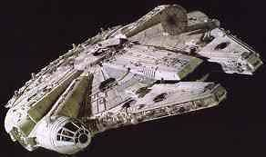 Star Wars MILLENNIUM FALCON EP5 LIMITED EDITION STUDIO SCALE
