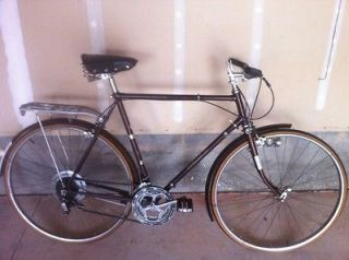 Vintage Mens Raleigh 10 speed Sprite 27 Bicycle