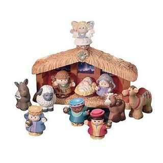little people nativity set in Little People (1997 Now)