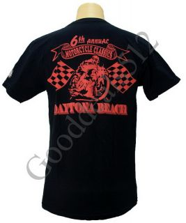 New Mens OIL LEAK BRAND T shirt Motorcycle Vtg Chopper Racing to Death