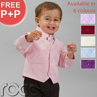 Keep the little men in your wedding party looking smart with our collection of slick page boy suit sets. A beautiful selection of Page Boy suits from 3months to 15 years.