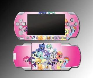 My Little Pony MLP Derpy Game SKIN Cover #2 Sony PSP Playstation