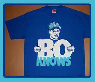 Jackson Kansas City Royals shirt sc trainer jersey Kc Knows vtg tee M