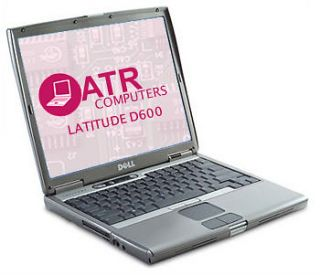 dell d600 laptop in PC Laptops & Netbooks