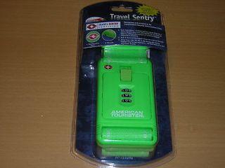 NEW American Tourister Travel Sentry Locking Luggage Strap