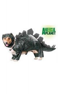 Brand New Animal Planet Stegosaurus Pet Dog Halloween Costumes 20105