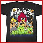 Angry Birds Kids T Shirt Angriest Attack Pig Licensed