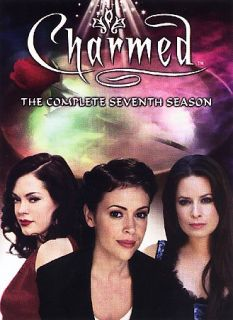 Charmed   The Complete Seventh Season DVD, 2007, 6 Disc Set