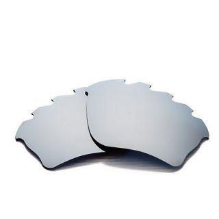 Titanium Vented Replacement Lenses For Oakley Half Jacket XLJ