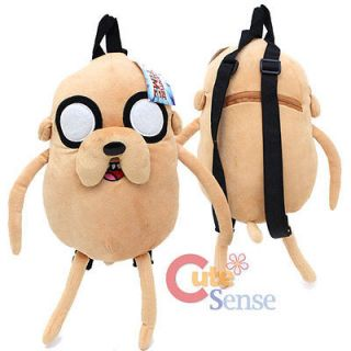 Adventure Time Finn Jake Plush Doll Backpack Costumes Bag 18