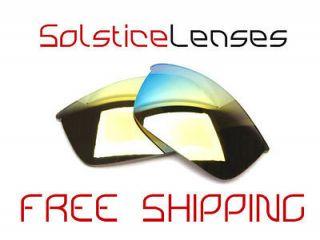 REVO MIRROR SL Replacement Lenses for Oakley HALF JACKET Sunglasses