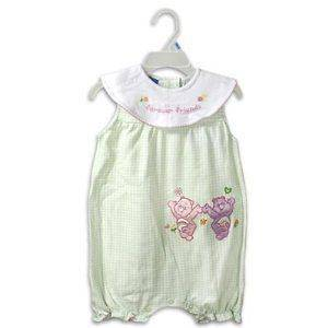 NEW Care Bears Lime Light Girl Rompers/Jumper​/Onesies