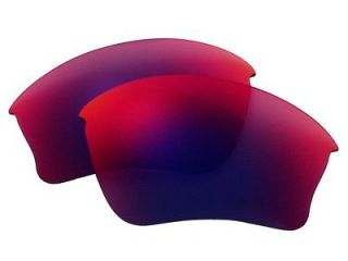 oakley half jacket replacement lenses in Clothing,
