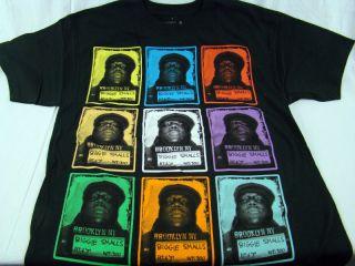 BIG Biggie Smalls Old School Rap Hip Hop T Shirt Any Size M XL