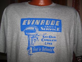 evinrude outboard motor in Outboard Motors & Components