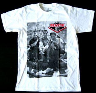 Mens T shirt Beastie Boys vintage hip hop cult rap new york band M/L