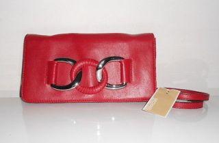 michael kors red bag in Handbags & Purses