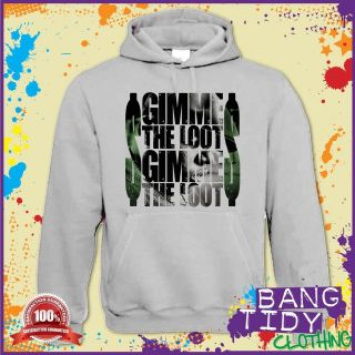 Gimme the Loot Notorious B.I.G. Biggie Smalls Mens Hoodie Gift Idea