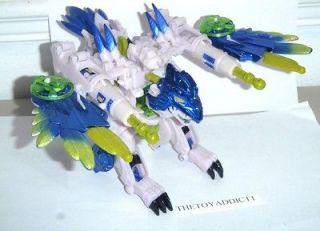 Transformers Beast Wars Transmetal Transmetals 2 TIGERHAWK 100%
