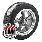 17x7/17x8 Gray Wheels Rims Tires 215/50ZR17 245/45ZR17 for Chevy