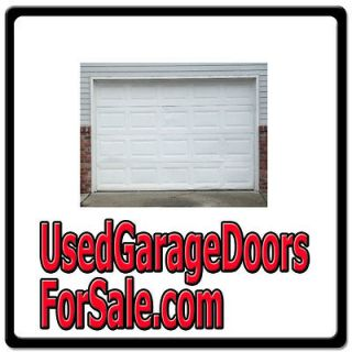 Used Garage Doors For Sale ONLINE WEB DOMAIN/HOME/HOUSE/CAR/AUTO