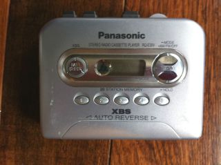 panasonic cassette player in Personal Cassette Players