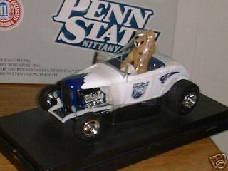 RARE* Ertl 1/18 1932 Ford *Penn State   Street Rod*