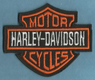harley davidson sew on patches in Badges & Patches