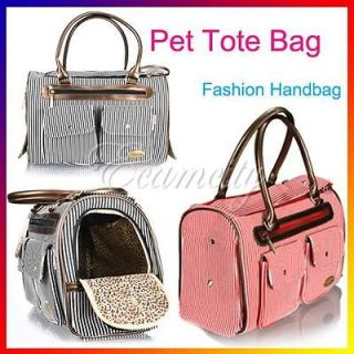 Puppy Doggie Dog Cat Pet Carrier Tote Bag Handbag Travel Purse Fashion