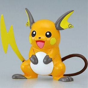 POKEMON Diamond Pearl Monster Collection MC 003 Raichu ANIME MANGA