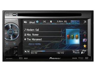 PIONEER AVH P1400DVD DVD RECEIVER W/ 5.8 DISPLAY & USB CONTROL