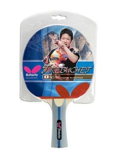 Butterfly Trebuchet Table Tennis Racket Ping Pong Bat