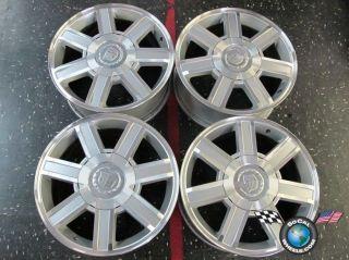 Escalade Factory 18 Wheels Rims OEM 5303 9595459 Tahoe Silverado