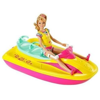 WAVE RIDE   Includes Stacie Doll   Jet Ski   Personal Water Craft