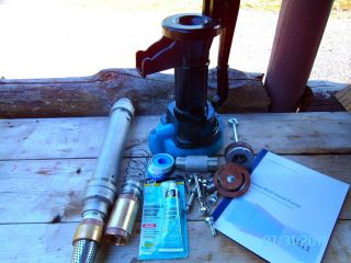 DEEP WELL PUMP   Hand Pump Kit
