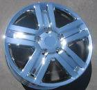 FACTORY TOYOTA TUNDRA SEQUOIA CHROME WHEELS RIMS EXCHANGE YOUR STOCK