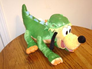 Mickey Mouse 17 Pluto Dressed in Dragon Costume Plush
