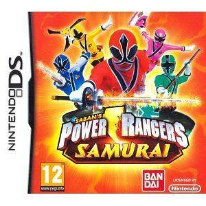 power ranger samurai games