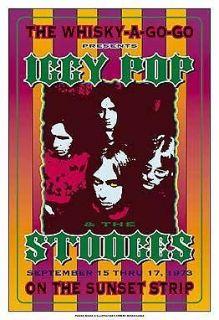 Music Memorabilia  Rock & Pop  Artists P  Pop, Iggy