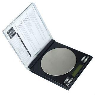 01g Digital Scale Horizon CD Case Style Portable Precision Scale
