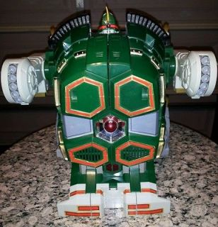 Bandai Mighty Morphin Power Rangers Tor the Shuttle Zord Megazord