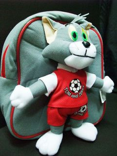 Speical Tom And Jerry 11 Bag Backpack Plush Toy – New