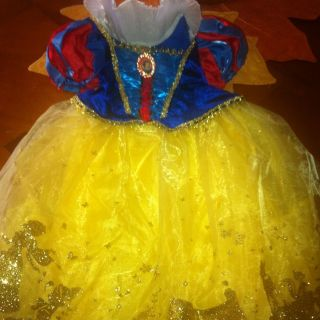 Disney Princess Snow White Halloween Costume