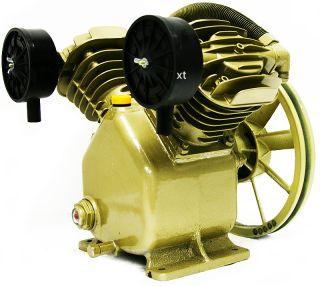 5HP 17.5 CFM 145 PSI DUAL CYLINDER HD AIR COMPRESSOR PUMP AUTOMOTIVE
