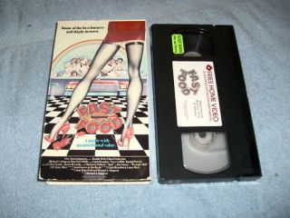Fast Food (VHS, 1989)   TRACI LORDS